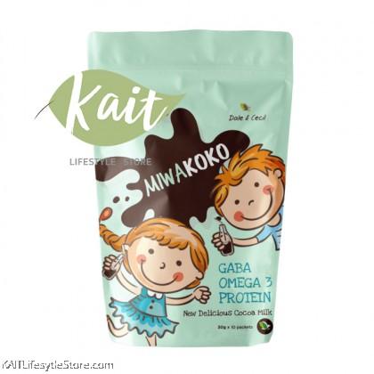 MIWAKOKO Choco Plant Milk (10pcsX30g)