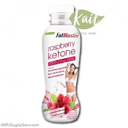 NATUROPATHICA Fat Blaster Raspberry Ketone (375ml)