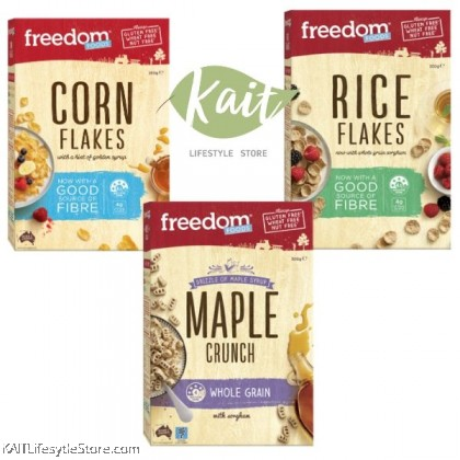 FREEDOM FOODS Classic Crunchy Flakes