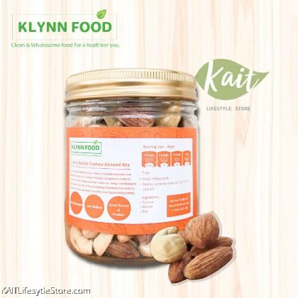 KLYNNFOOD Roasted Nuts Cashew & Almond (155g)