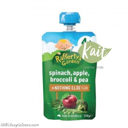 RAFFERTY'S GARDEN Baby Food Pouch (120g) [4months+]