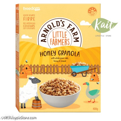 FREEDOM FOODS Arnold's Farm Little Farmer Granola (400g) [Buy 1 Free 1]