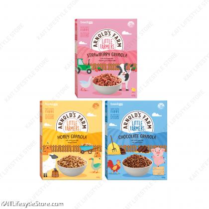 FREEDOM FOODS Arnold's Farm Little Farmer Granola (400g) [Buy 1 Free 1]