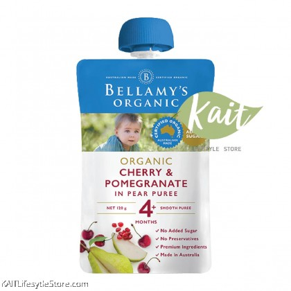 BELLAMY'S ORGANIC : Ready To Serve Pouch