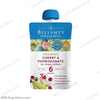 BELLAMY'S ORGANIC : Ready To Serve Pouch