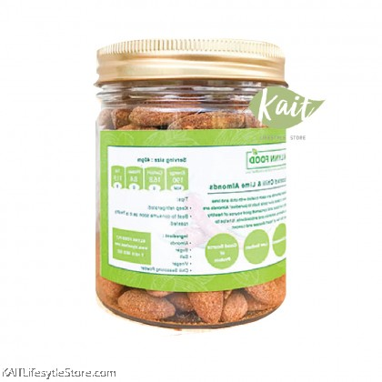 KLYNNFOOD Assorted Bottle Roasted Nuts