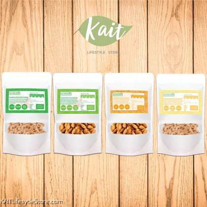 KLYNNFOOD Assorted Flavored Nuts
