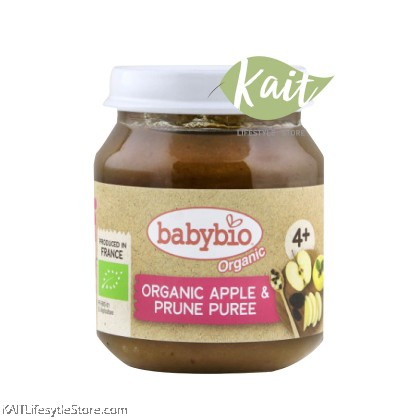 BABYBIO Organic Jar (130g)