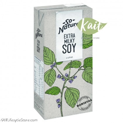 SO NATURAL Extra Milky Soy (1L)