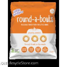 LITTLE BELLIES: Round-A-Bouts Pumpkin (12g)