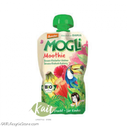 MOGLI Bio-Dynamic Organic Moothie Puree (100g)