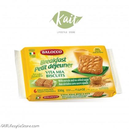 BALOCCO Vita Mia Healthy Shortbread Biscuit (280g ~ 330g)