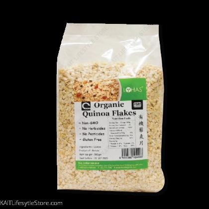 LOHAS Organic Quinoa Flakes (500g)