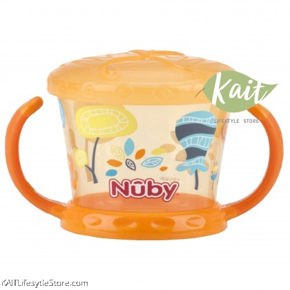 NUBY Pinpoint Snack Keeper (1 Pc) [12m+]