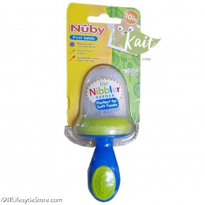 NUBY Nibbler with PP Cover (1 Pc)