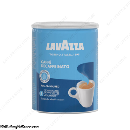 LAVAZZA Decaf Tin Ground (250g)