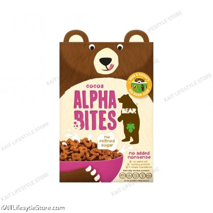 BEAR PAWS Alpha Bites Cereal 350g