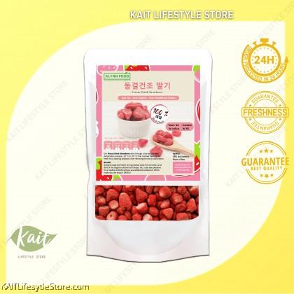 KLYNNFOOD Freeze Dried Strawberry 35g~60g