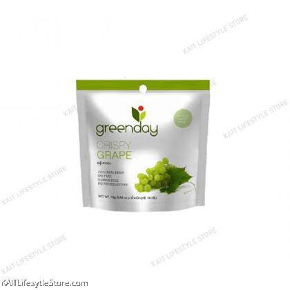 GREENDAY Mini Pack Crispy Fruit Chips (12g~18g)