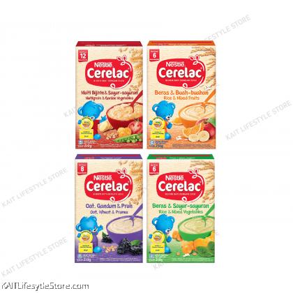 NESTLE Celerac Baby Cereal 250g (6~12m+) [HALAL]