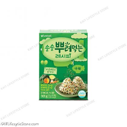 IVENET Bebe Sprinkling Recipe (32g) [4gx8]