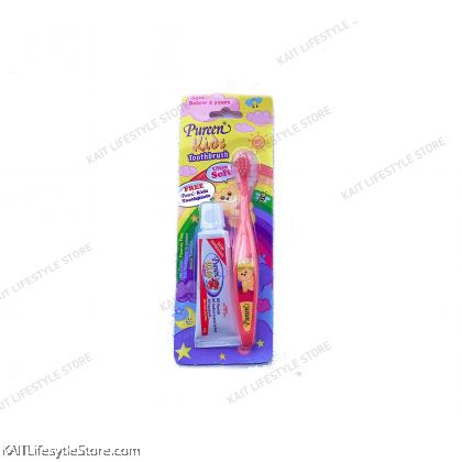 PUREEN Ultra Soft Kid Toothbrush (Below 2 y/o)