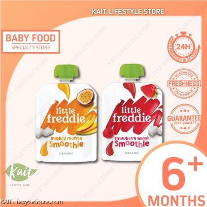 LITTLE FREDDIE Organic Smoothie (90g) [6 months+]
