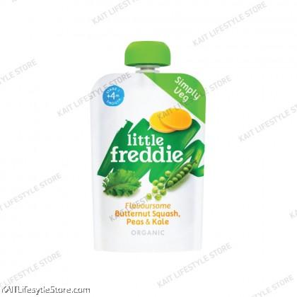 LITTLE FREDDIE Organic Pouches (100g) [6months]