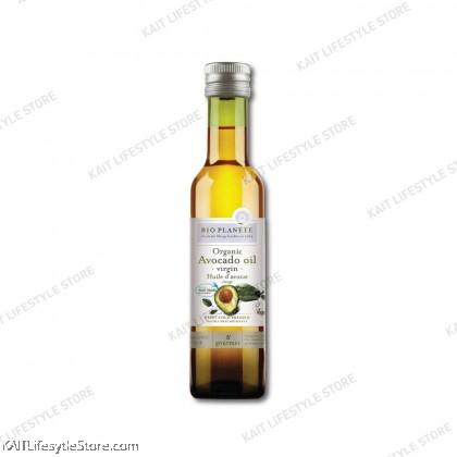 BIO PLANETE Organic Virgin Cold Pressed Avocado Oil (250ml)