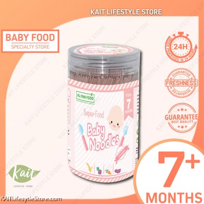 KLYNNFOOD Superfood Baby Noodles 300g (7m+)