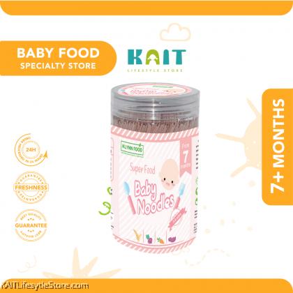 KLYNNFOOD Superfood Baby Noodles 300g (7m+)