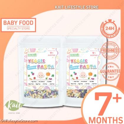 KLYNNFOOD Natural Baby Veggie Pasta 120g (7m+)