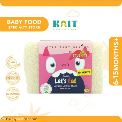 LITTLE BABY GRAIN Natural Baby Rice 750g (6m+)