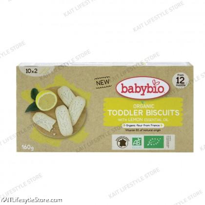 BABYBIO Organic Baby Biscuit 160g (12m+)