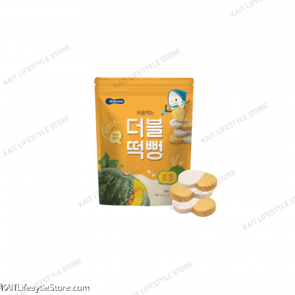 BEBECOOK Double Colour Rice Snack (30g) [5 months]