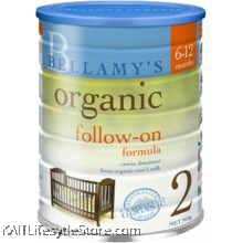 BELLAMY'S ORGANIC: Step 2 Follow-On Formula (900gm)