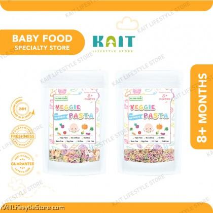 KLYNNFOOD Organic & Natural Baby Pasta (7m+)
