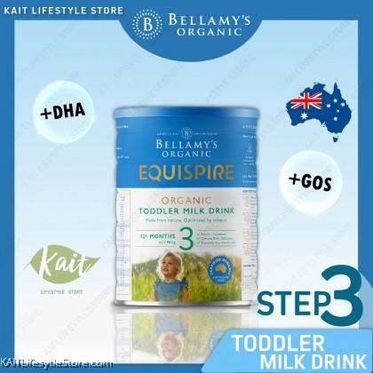 BELLAMY'S ORGANIC: Step 3 Toddler Milk Drink (900gm)