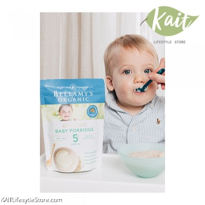 BELLAMY'S ORGANIC: Baby Porridge (125g) [6 months+]