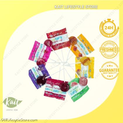 YUMMY EARTH Personal Organic Lollipop Assorted 1 Pop (Random Flavor)