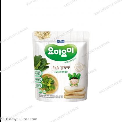 MAEIL Yomi Yomi Organic Rice Rusk (30g) 6m+
