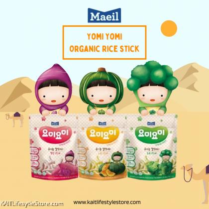 MAEIL Yomi Yomi Organic Rice Stick (25g) 6m+