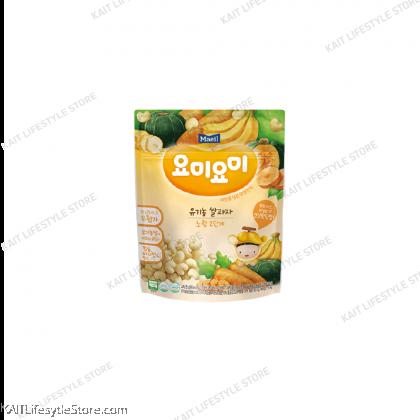 MAEIL Yomi Yomi Organic Rice Puffs (25g) 8m+