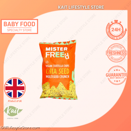 MISTER FREED Tortilla Chips (135g)