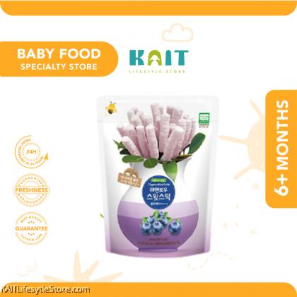 FARM TO BABY Organic Rice Puffs Sticks (20g) [6m+]