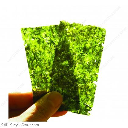 ECOMOM Sangol Insan Bamboo Salt Seaweed 1.25gx10 sachets (12m+)
