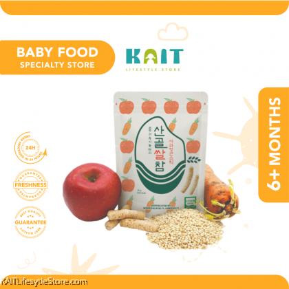 ECOMOM Sangol Organic Embryo Rice Stick 25g (6m+)