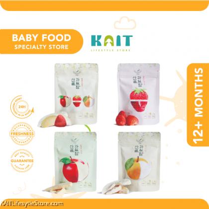 ECOMOM Sangol Freeze-Drying Fruit Chips 10g (12m+)