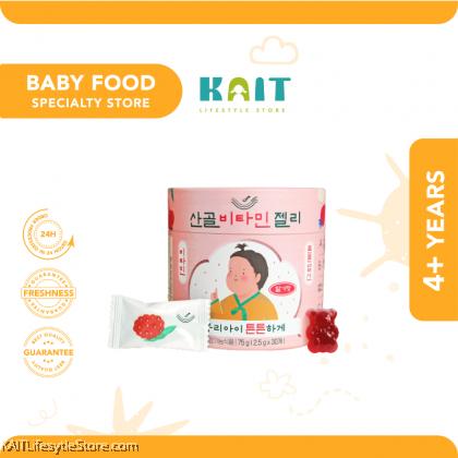 ECOMOM Sangol Kids Vitamin Jelly 75g (4yr+)