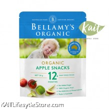 BELLAMY'S ORGANIC: Apple Snacks